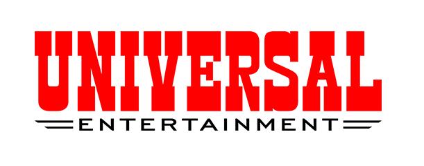 ユニバーサルエンターテインメントのロゴ